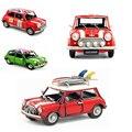 2 размеры Классическая Железный металл модель автомобиля Флаг ВЕЛИКОБРИТАНИИ старый автомобиль mini cooper Серфинг автомобиль подарок на день рождения 1 шт. ретро модель игрушки для colection