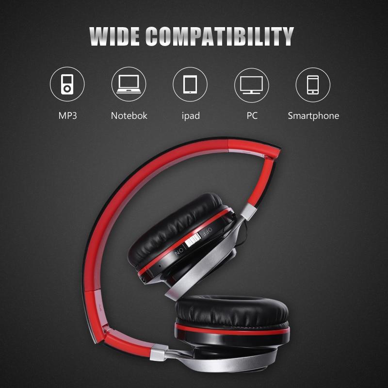 Hisonic անլար Bluetooth Ականջակալ Ականջակալ - Դյուրակիր աուդիո և վիդեո - Լուսանկար 2