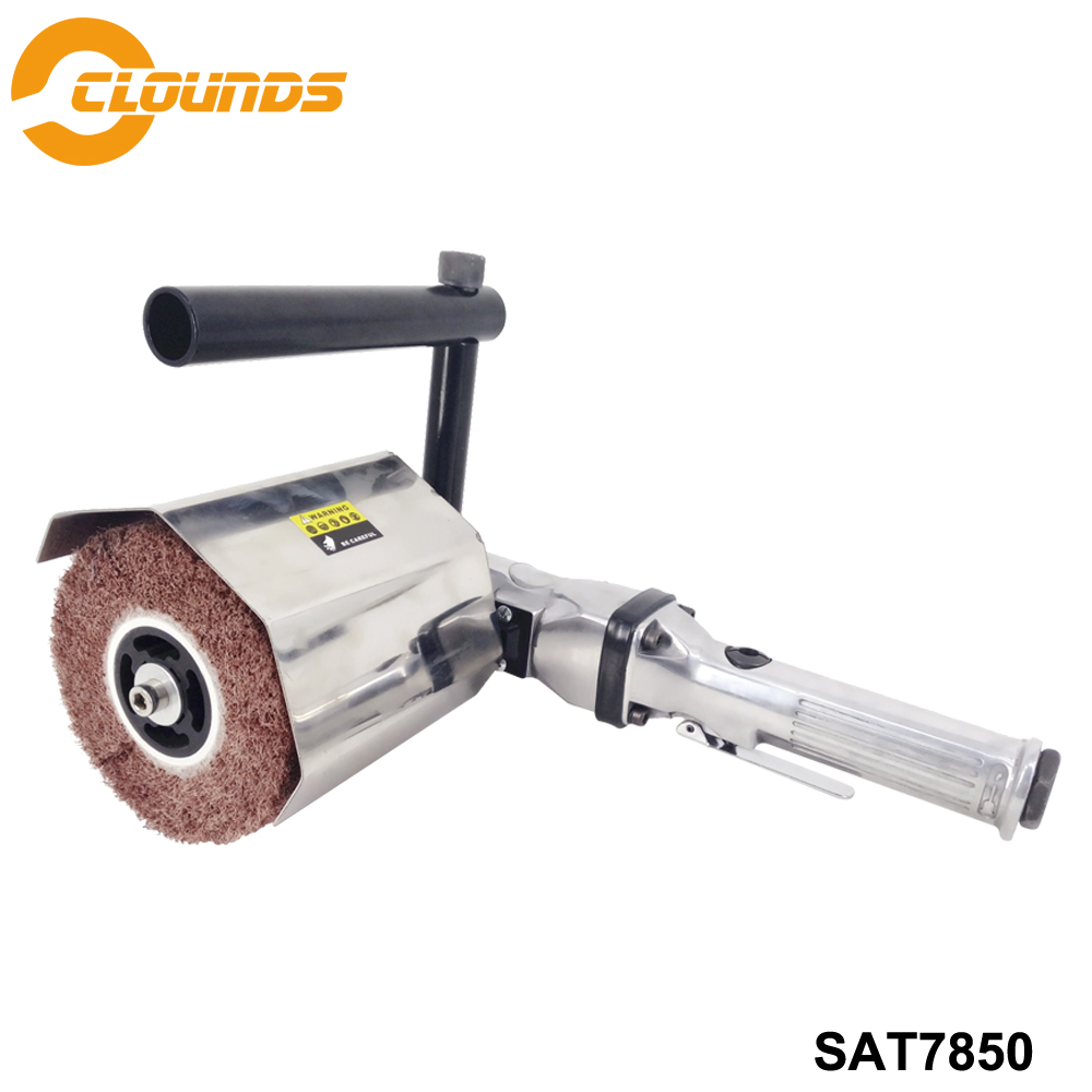 SAT7850 Pneumatic Tool Pad Size 100*120mm Power Tools Air DrawbenchSAT7850 Pneumatic Tool Pad Size 100*120mm Power Tools Air Drawbench
