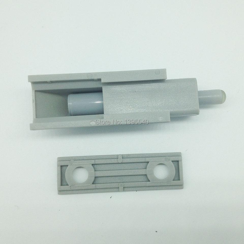 New Grey 20pcs Door Cushion Stop Door Catches Closer Base Damper ...