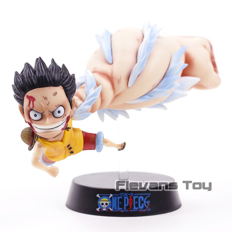 Action & Toy Figures Luffy Anime Figure Chicken Legs Pvc Collectible Action Figures Boxed Model Doll Toys Gifts Wx347 Lower Price with 22cm One Piece Pop Monkey D