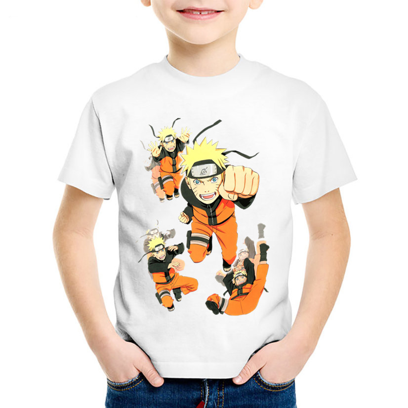 Naruto Tshirts Kids \u2022 Best Anime Shop Online \ufe0f