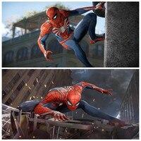 Spiderman Costume 3D Printed Kids Adult Lycra Spandex Spider Man Costume For Halloween Cosplay Zentai Suit