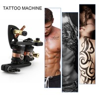 Tattoo Machine Shader & Liner Assorted Tatoo Motor Gun Kits Supply Needle Grips Tips Pro Machine Guns Tatto Accessories