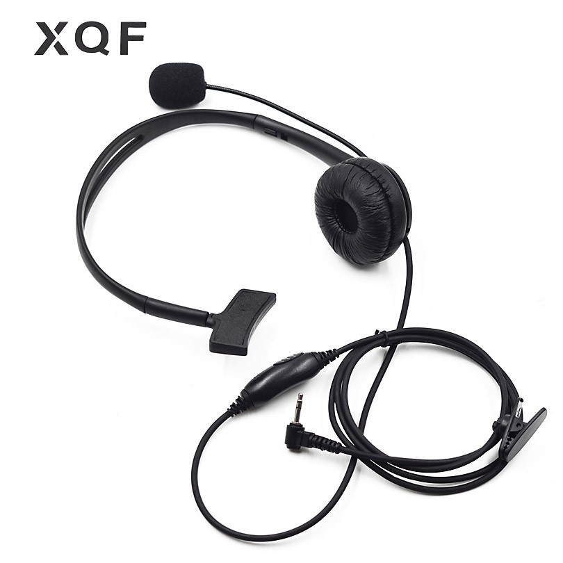 Cellphones & Telecommunications 2.5mm Headset Throat Microphone Mic Earpiece Ptt For Walkie Talkie Motorola Tlkr T80 T60 T5410 T5428 Fr50