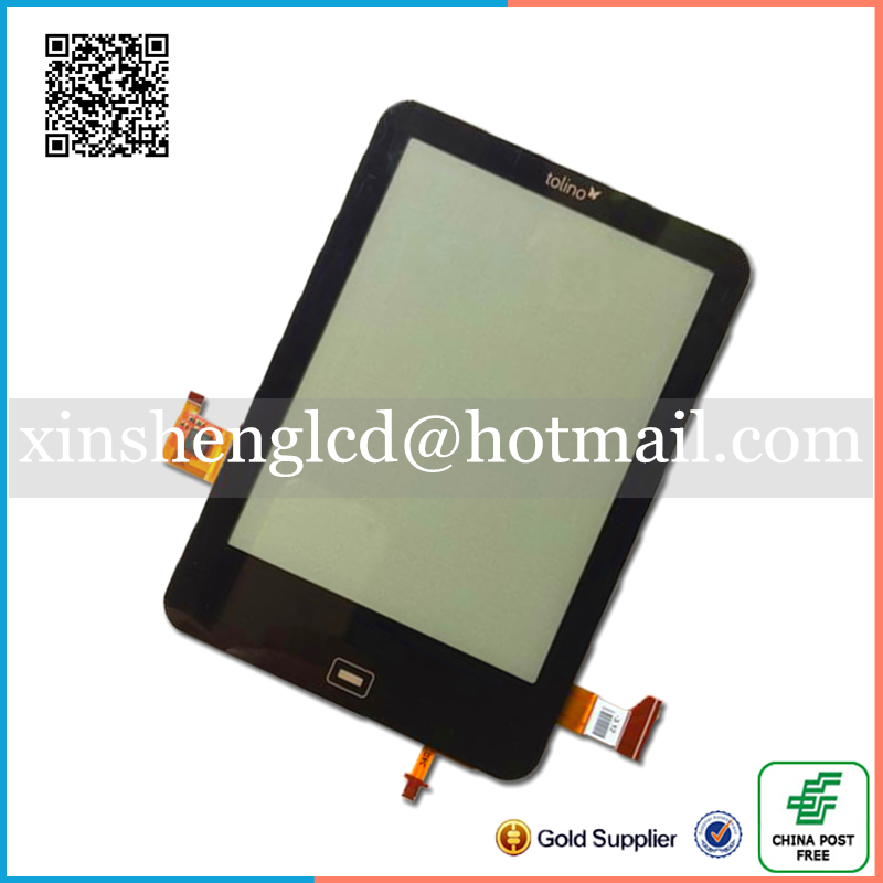 100% original 6 ED060XH5 e-ink touch+ Backlit Screen For tolino shine 6 Reader Ebook Display brand new 6 e ink ed060sc4 ed060sc4 lf lcd screen display panel for ebook reader prs 505 600 500 300