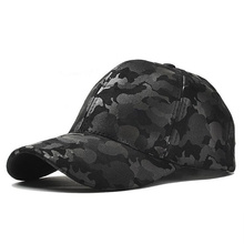 2017 Won't Let You Down Men and Women Baseball Cap Camouflage Hat Gorras Militares Hombre Adjustable Snapbacks Caps