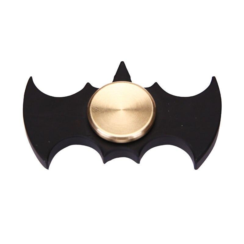 Metal Stress Wheel Fidget Spinner Batman EDC Hand Spiner Custom Bearing Fidget Toys Cross Style Custom