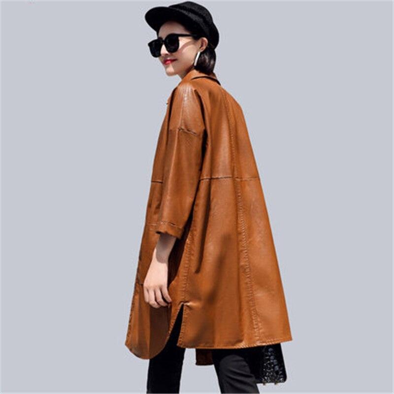 Здесь продается  2018 Spring Autumn Women PU Leather Jackets Motorcycle Street Ladies