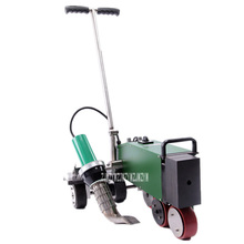 LST-WP1 Roofing Waterproof Coil Welding Machine Hot Air Automatic Walking Welding Machine 220V 4200W 1.0-10.0m/min (adjustable)