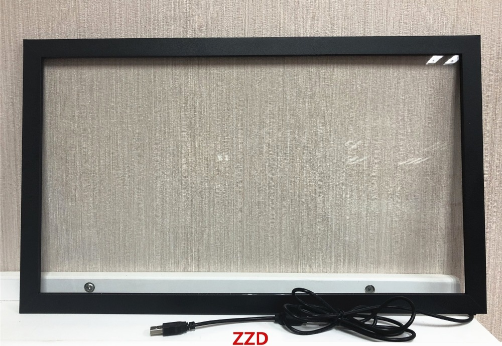 ZZDtouch 21 5 inch infrared touch screen 2 points touch panel ir touch frame raspberry pi