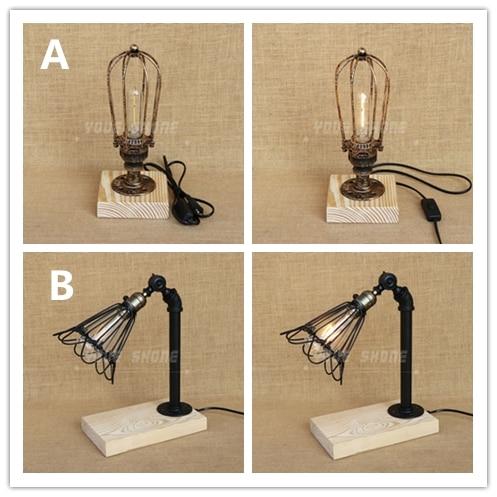 Moderne Stijl Houten Wijnfles Bureaulamp Voor Restaurant Cafe Bar Koop Nu