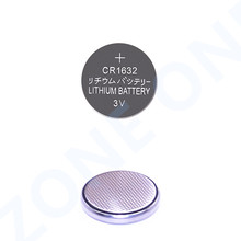 5PCS Button Battery CR1632 3V lithium Button-Coin cells 1632