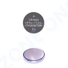 5PCS Button Battery CR1632 3V lithium Button-Coin cells 1632
