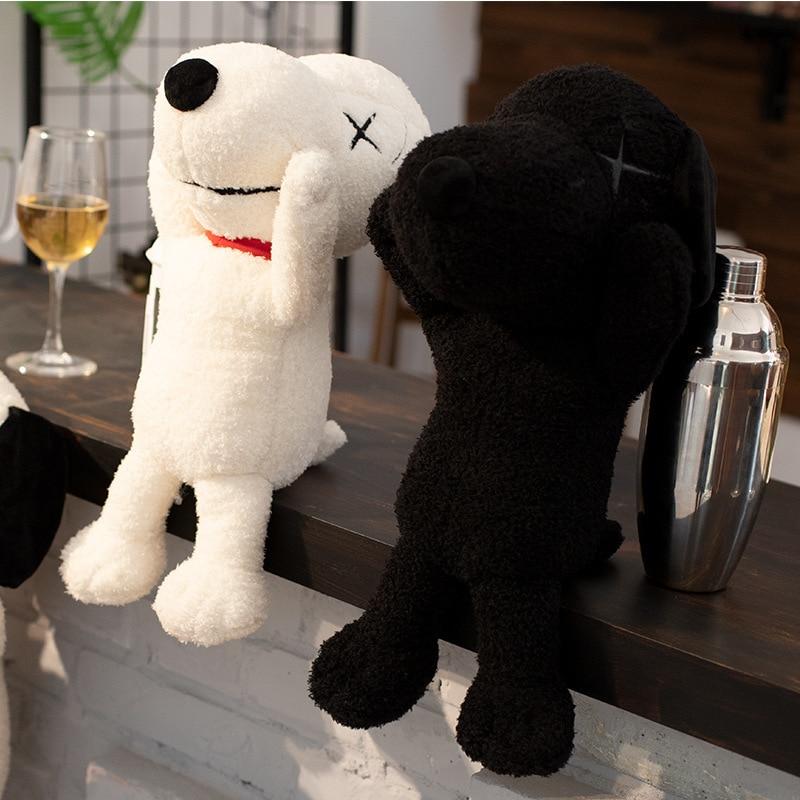 45CM Kawaii Dog Creative Plush Toys Children Gift Originality Doll Catch Machine A Stuffed Animal