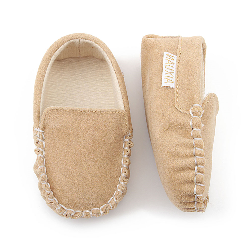 Handmade Sewing Baby Shoes High Quality New Design Shoes For Newborn Soft Sole First Walkers in First Walkers from Mother Kids