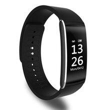Новый volemer Z6 плюс спортивный браслет монитор сердечного ритма фитнес-трекер Пульт дистанционного Управления будильник smartband для IOS Android