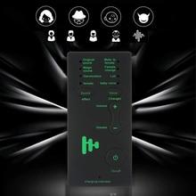 7 различных звуковых микрофонов устройство для смены голоса в подарок на день рождения Дети/xbox/PS4/телефон/iPad/компьютер/ноутбук/Планшеты