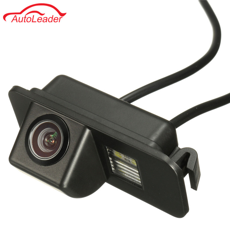 Car Rear View Reverse Camera Backup HD Parking Assistance Camera For Ford/Mondeo/Ba7/S-Max/Fiesta/Kuga 2006-2010