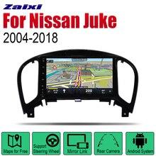 ZaiXi Android Car Radio Stereo GPS Navigation For Nissan Juke 2004~2018 Bluetooth wifi 2din Car Radio Stereo Multimedia Player