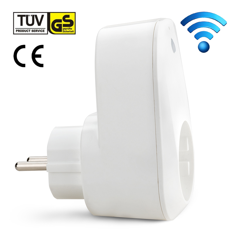 portable smart wifi socket eu plug smart home mobile wireless remote control power outlet plug switch power socket eu 3500W 16A wireless remote control smart socket control power rf socket switch plug outlet for gsm 3g wifi golden security alarm systems page 9