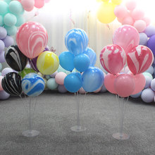 Hot Sale Balloons Stand Balloon Holder Column Plastic Stick Accessories for Birthday Party Decorations