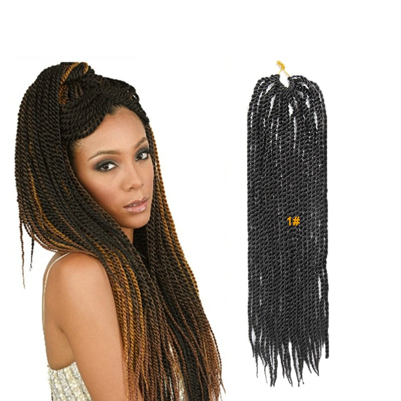 jumbo crochet braids hair extension