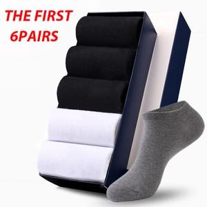 Image 5 - 3 Sets of total 16Pairs socks Men cotton socks Thick wool socks