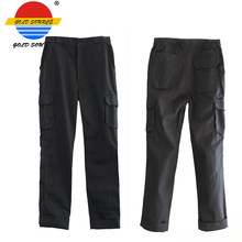 Brand New Full Length Mens Cargo Pants Durable Thick Tactical Work Trousers(China)