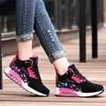 JARLIF Зима Новый Женщин Повседневная Обувь Теплые Женские Тренеры Дышащий Квартиры Обувь Для Ходьбы Zapatillas Модные Ботинки Обувь