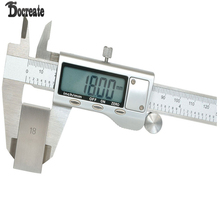Best price 150mm 6 inch LCD Digital Stainless Electronic Vernier Caliper Guage