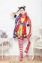 Lovelive Ninja Sini birdie traje de mucama disfraces eróticos Ropa juego de vestuario para las mujeres de lujo de Cosplay del traje adulto