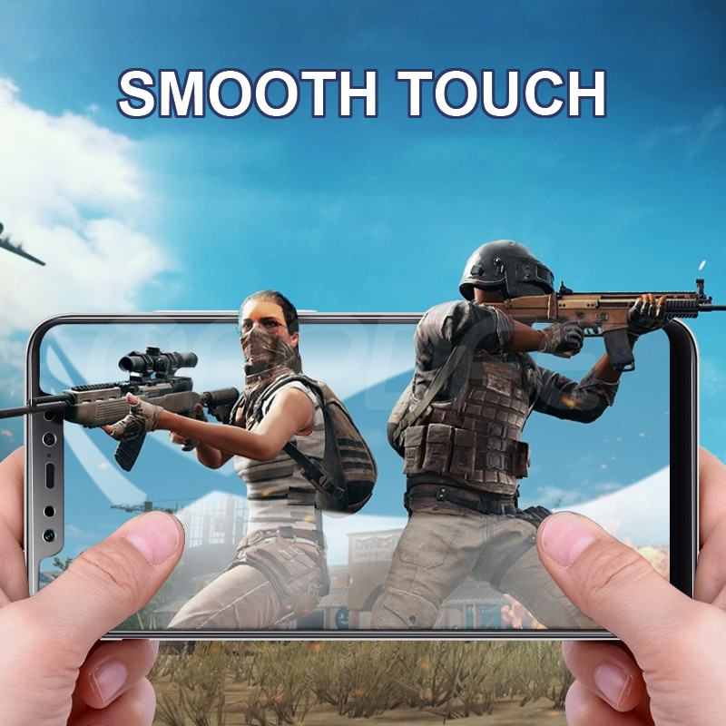 9D Tempered Glass on the For Xiaomi Mi Pocophone F1 Max 3 2 Note 3 Mi 8 9 SE A1 A2 Lite Screen Protector Protective Glass Film