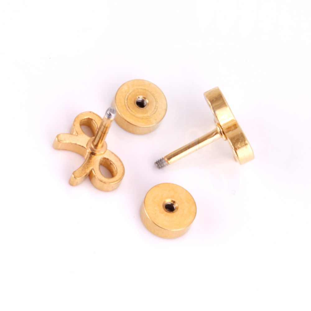 Detail Feedback Questions About Luxusteel Cute Different Style Screw