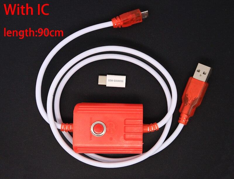 Oityn Profonde flash câble conçu pour tous les Qualcomm téléphones dans Profonde Flash Mode EDL câble + type C adaptateur + livraison gratuite