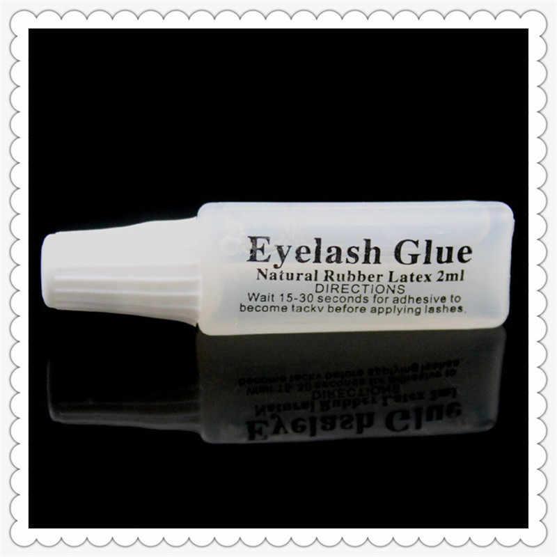 87f7131eb15 ... Fashion Eyelash glue plastic tube Travel transparent glue 2 ml false  eyelashes makeup tool ...