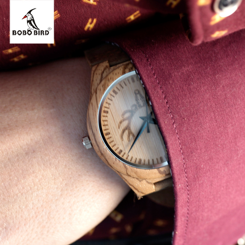 wood wristwatches