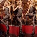 Disfraces lencería Sexy hot sexy vestido de cuerpo-Stocking fantasía ropa interior productos del sexo mujeres teddy lencería erótica ropa de dormir batas