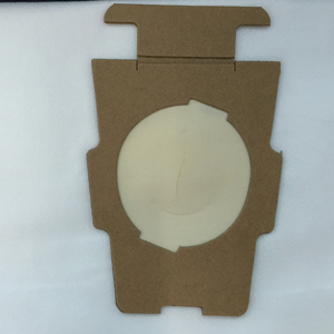 Image 4 - 6pcs F Style Sentria Universal Vacuum Bags + 6 Belts for KIRBY Micron Magic Hepa White Cloth Sentria Models Part #20481, 204811