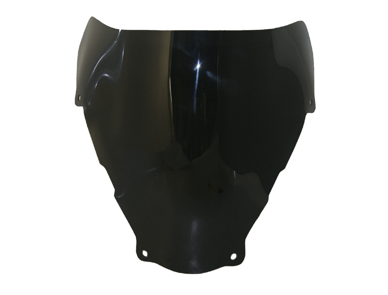 Motorcycle Double Bubble Windscreen Windshield Shield Screen For Suzuki SV650 SV650S SV 650 650S 1999 2000