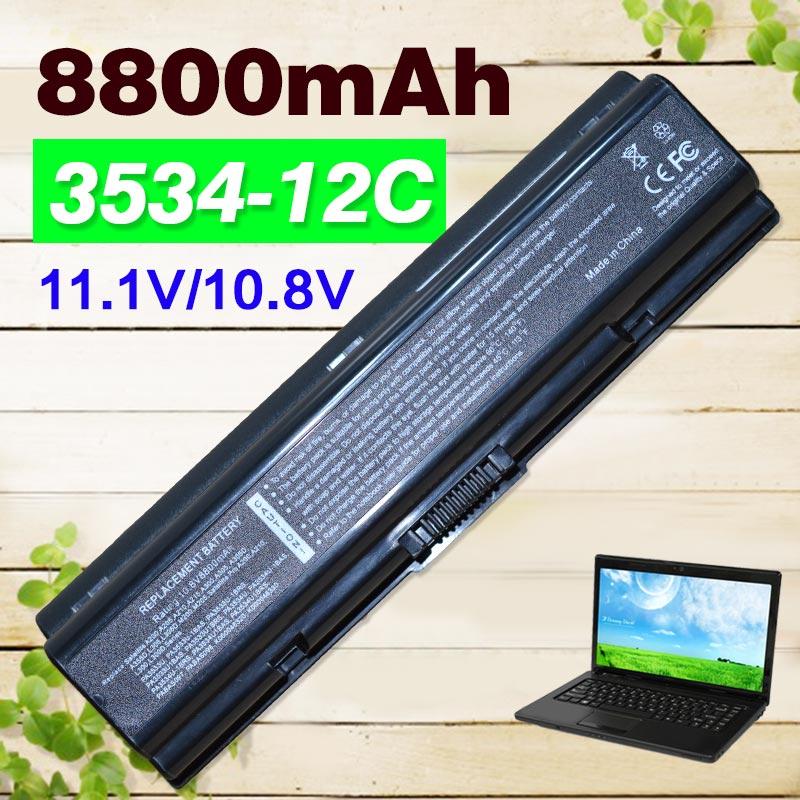 8800mAh Battery For Toshiba Satellite A305 A305D A350 A350D A355 A355D A505 Pro L550 L450 L300 A200 A210 A350 k000069530 for toshiba satellite a350 a355 laptop motherboard ktkaa la 4571p