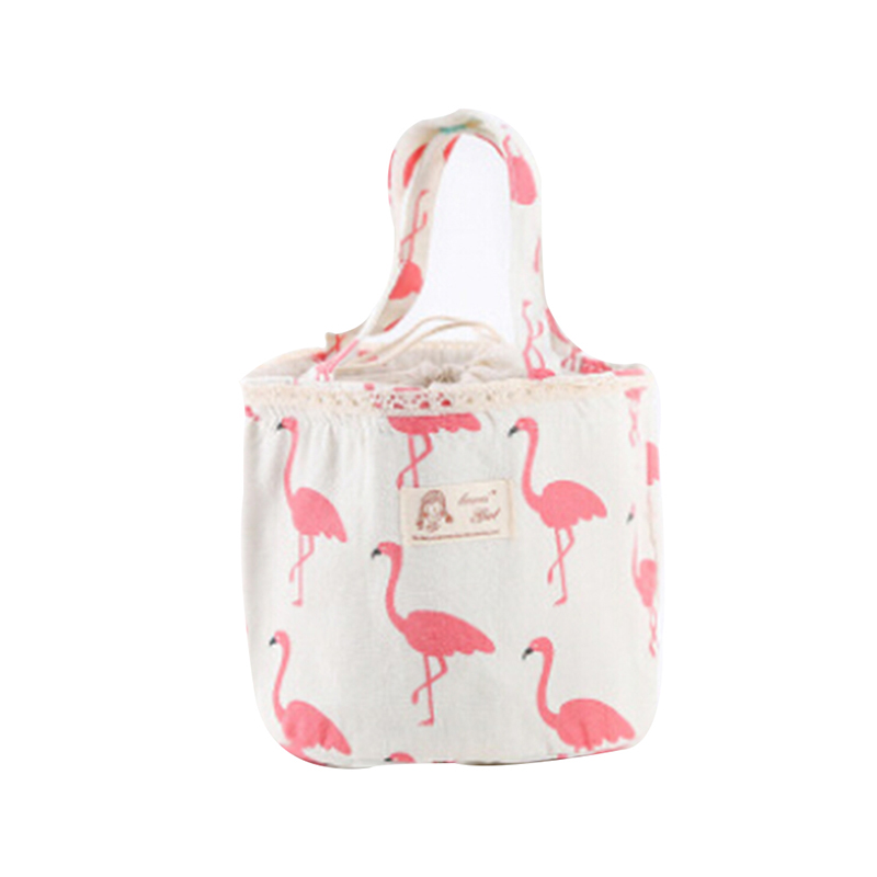 1Pc Cartoon Animal Waterproof Cooler Bags Portable Insulated Leisure Lunch Bag Thermal Food Picnic Women Kids Girl Lunch Box Bag