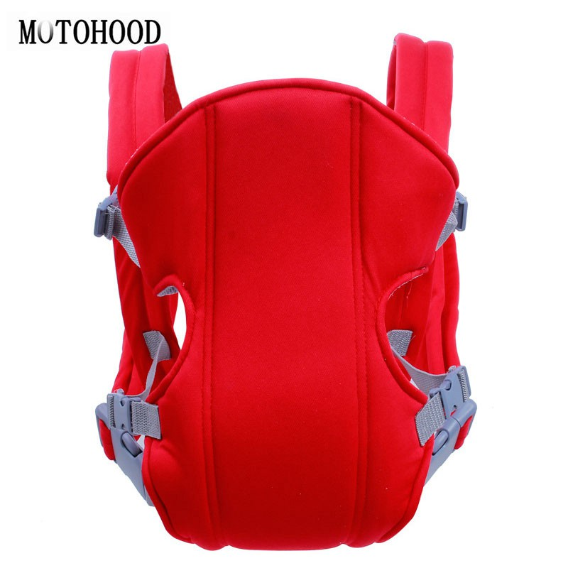 MOTOHOOD Baby Kangaroo Backpack Ergonomic Baby Carrier Wrap Breathable Sling baby Tragetuch Adjustable Comfort Infant Hipseat(China)