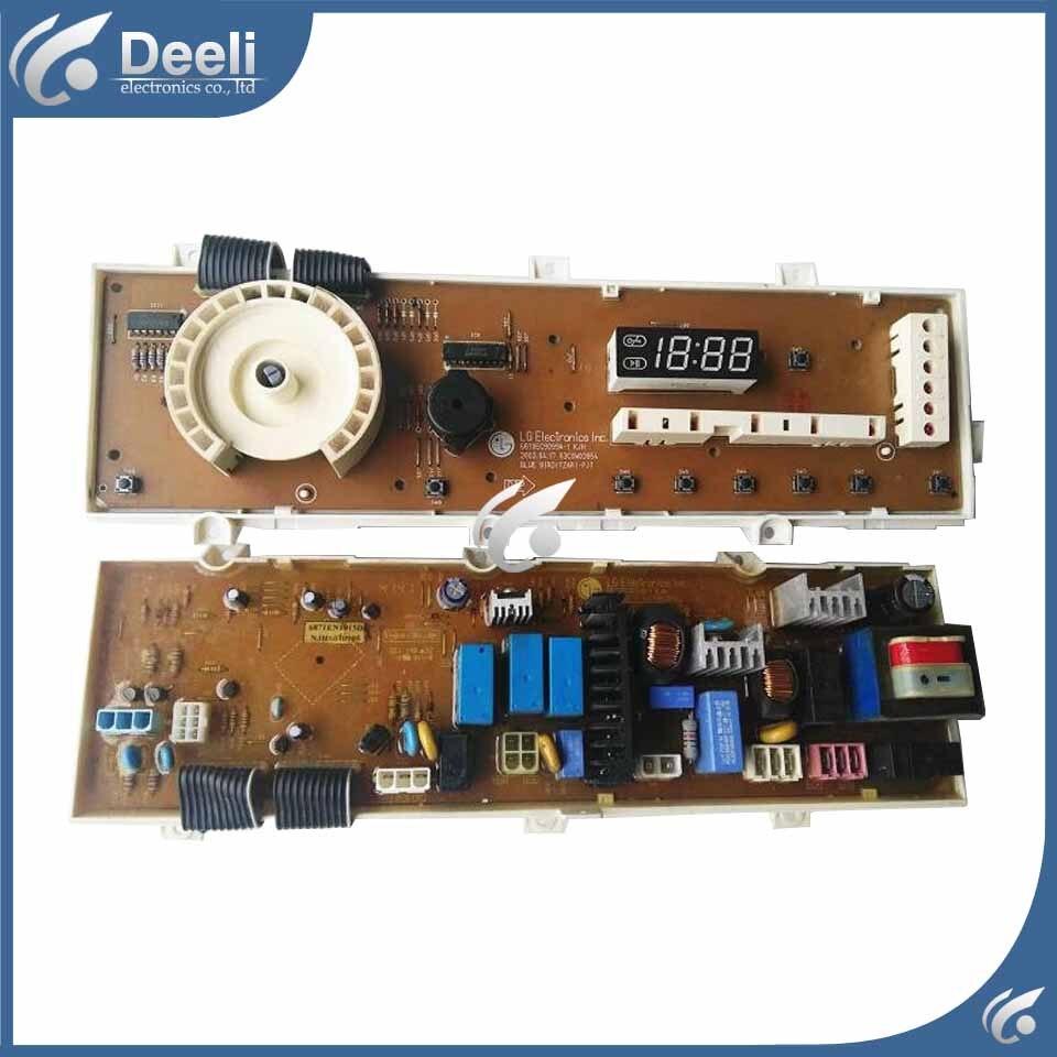 100% tested for washing machine board WD-N80051 6871EN1015D 6870EC9099A -1 motherboard used board