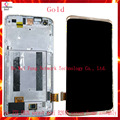 For ZTE Axon Mini B2015 Full LCD Display Monitor+Digitizer Touch Panel Screen Glass Sensor Assembly Replacement with Frame