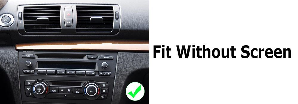 10.25 Android 2G RAM For BMW 1 E87 E88 2005-2012 GPS Touch Screen Multimedia Player Stereo Autoradio navigation original style 7