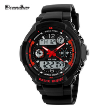 shockproof Automatic waterproof watch Men Fashion Watch top quality mens  famous clock army luxury wristwatch military vintage