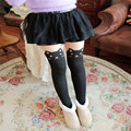 1PCS 280g cold winter casual cute Cat&Bear&Rubbit spandex thick womens' Ankle-Length leggings with villus#1636