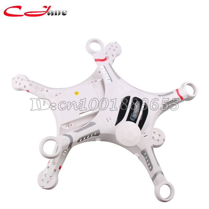 Free shipping Body Shell Cover Set / Frame / Chassis for Cheerson Auto-Pathfinder CX-20 RC Drone Quadcopter Parts Helicopter cheerson cx20 cx 20 spare parts cx20 part auto pathfinder gps control rc quadcopter with camera cx 20 rc drone cx 20