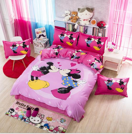 popular mickey mouse comforter sets-buy cheap mickey mouse